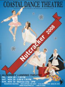 1 2008 Nutcracker POSTER