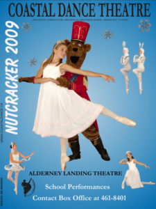 1 2009 school Nutcracker Poster