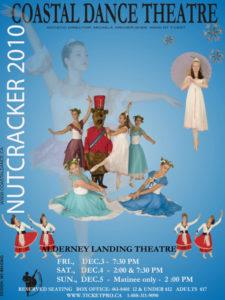 1 2010 Nutcracker-Poster