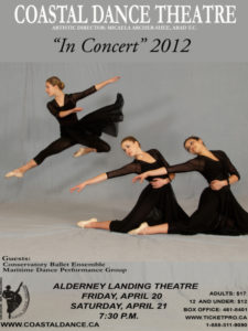 1 2012 In Concert poster #2