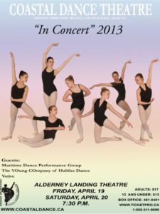 1 2013 In Concert poster #1 flat