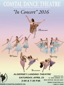 In Concert 2016 poster