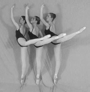 three at barre black and white facebook-image-1